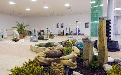 Ausstellung im Neckarcenter 2009