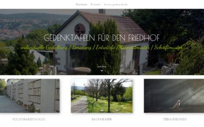 Neue Website: www.gedenktafeln-esslingen.de